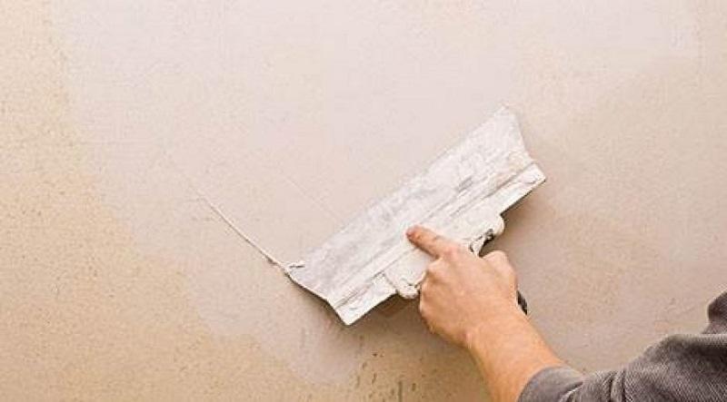 Bả matit cho bề mặt tường