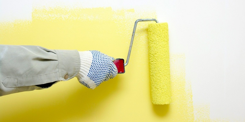 Những mẹo bạn nên biết trong cách sơn tường nhà cũ